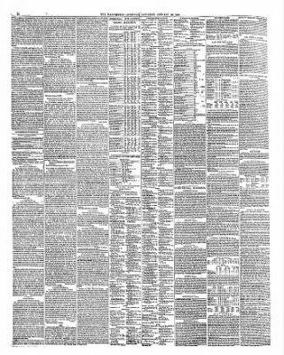 Tour De Lit Fait Main Luxe the Guardian From London On January 26 1889 · 10