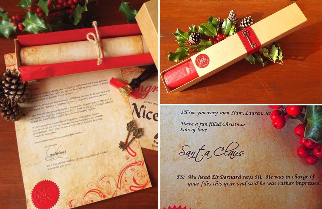 Tour De Lit Fille Frais Christmas Eve Bundles and Santa Scrolls – Littlebird Blog