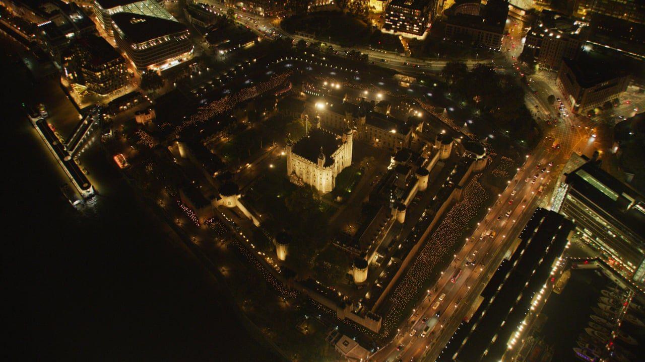 Tour De Lit Fille Nouveau Ten Thousand torches Light Up tower Of London In Armistice Memorial