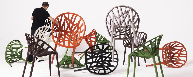 Tour De Lit forme Nuage Beau Ronan & Erwan Bouroullec Design