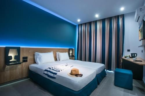 Tour De Lit forme Nuage Inspirant ОтеРь Infinity Blue Boutique Hotel & Spa Adults Ly 4