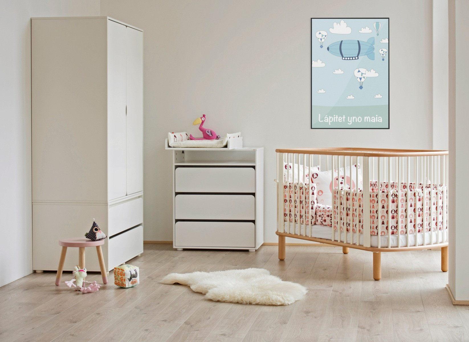 Lit Bebe Gris Et Blanc Impressionnant 20 Beautiful Deco Chambre