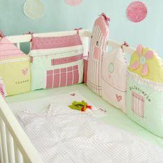 Tour De Lit Gris Et Rose Inspiré Лучших изображений доски Аксессуары Детская комната Baby Room