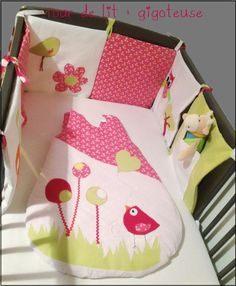 Tour De Lit Gris Et Rose Joli 226 Best Babies Rooms Images