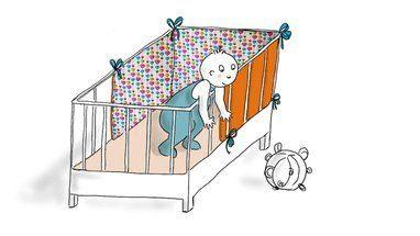 Tour De Lit Inspiré Tuto Confectionnez Un tour De Lit Pour Votre Enfant M6