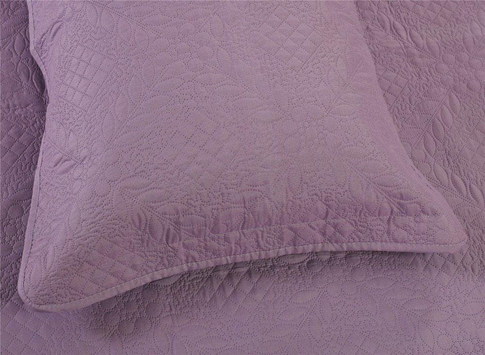 Tour De Lit Jaune Et Gris Fraîche ⑧cloris Microfibre Tissu Literie Couverture 230 250 Mode De Luxe
