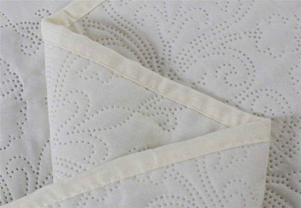 Tour De Lit Jaune Et Gris Frais ⑧cloris Microfibre Tissu Literie Couverture 230 250 Mode De Luxe
