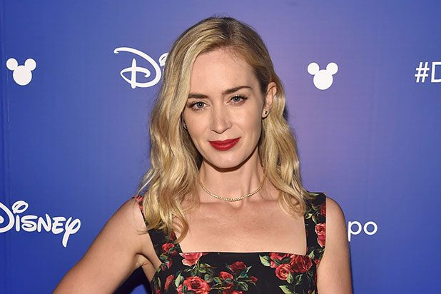 Emily Blunt to Star in Dwayne Johnson s Jungle Cruise