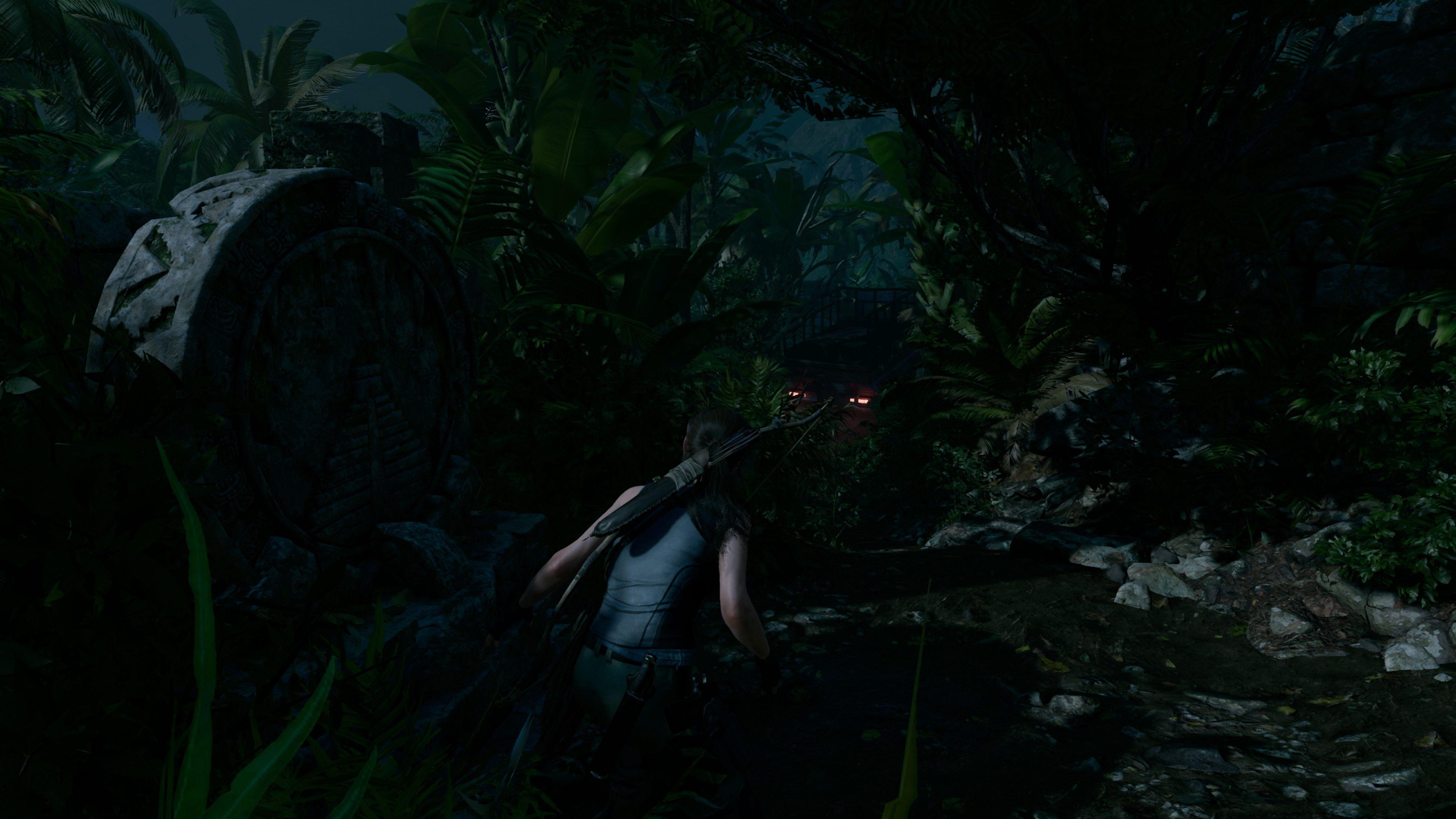 Tour De Lit Jungle Douce Shadow Of the tomb Raider is A Beautiful Tech Showcase • Eurogamer