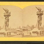 Tour De Lit Liberty Charmant Statue Of Liberty