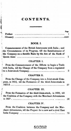 Tour De Lit Liberty Fraîche the History Of British India Vol 1 Line Library Of Liberty