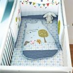 Tour De Lit Luxe tour De Lit Bébé Modulable Th¨me Miaou