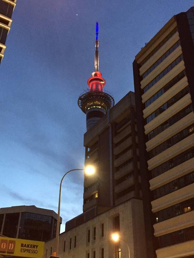 Paris terror s As it happened NZ Herald