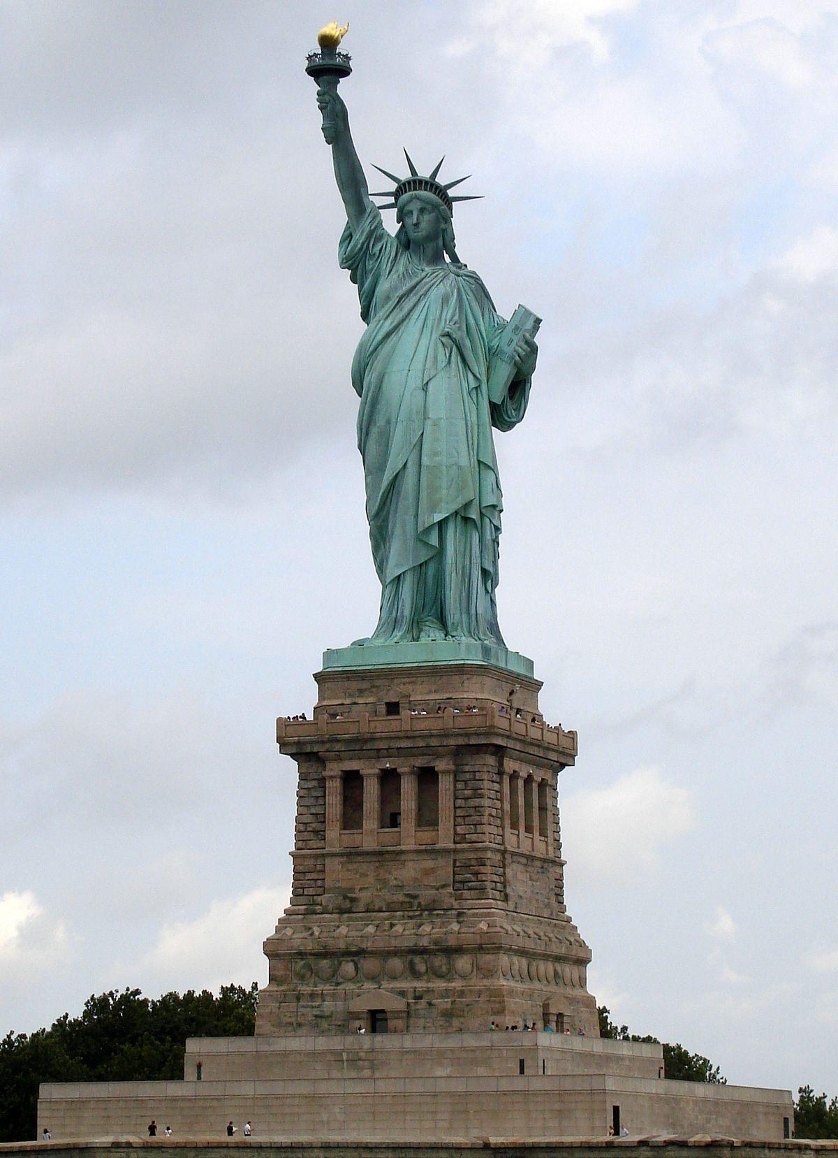 Tour De Lit Marin Frais Statue Of Liberty