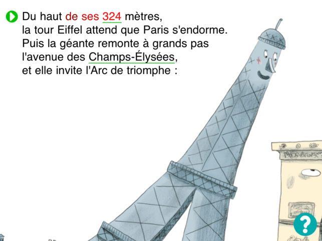 Tour De Lit Mixte Magnifique La tour Eiffel A Des Ailes Premi¨res Lectures Nathan Dans L App