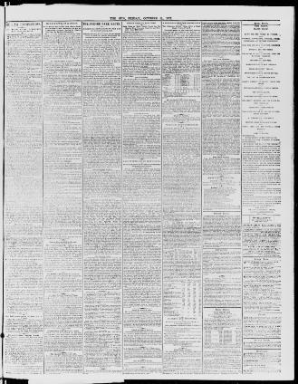 Tour De Lit Nattou Beau the Sun New York [n Y ] 1833 1916 October 11 1872 Image 3