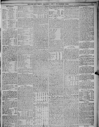 Tour De Lit Nattou Magnifique New York Tribune New York [n Y ] 1866 1924 June 07 1893 Page