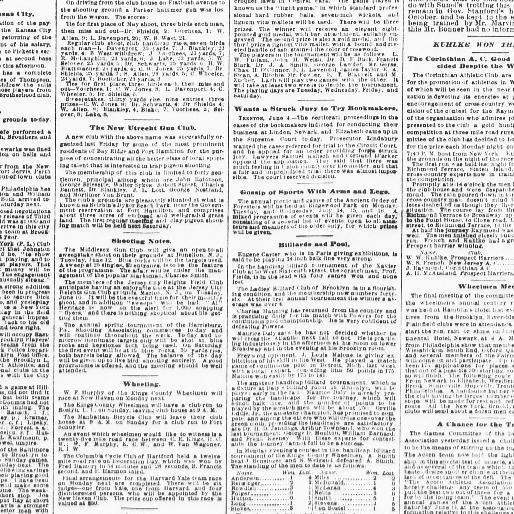 Tour De Lit Nattou Nouveau the Sun New York [n Y ] 1833 1916 June 05 1890 Page 4 Image 4