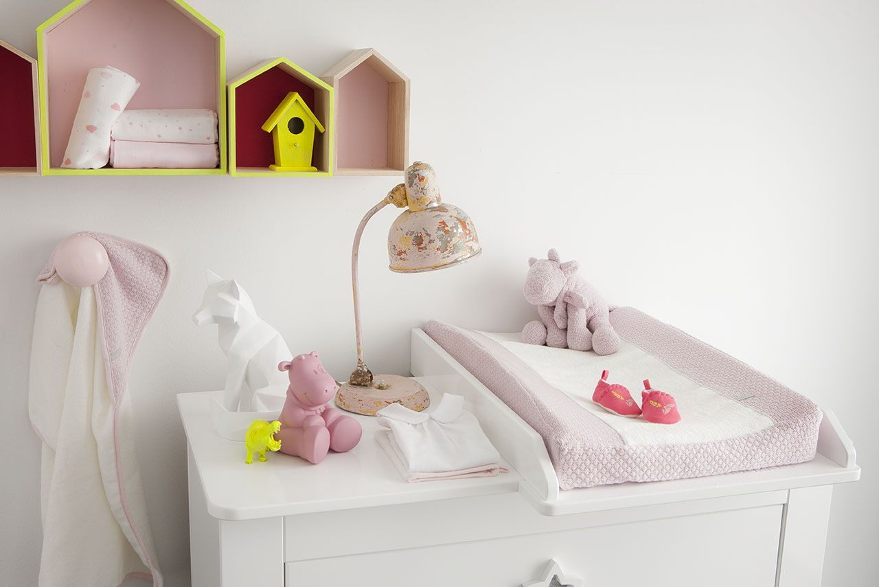 Tour De Lit Noukies Inspiré the Sublime Collection Noukie S Pink and Yellow Baby Room for