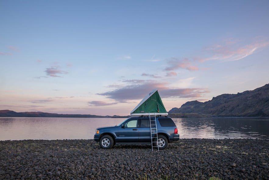 Tour De Lit Numero 74 Unique the Perfect Camping tour Around Iceland