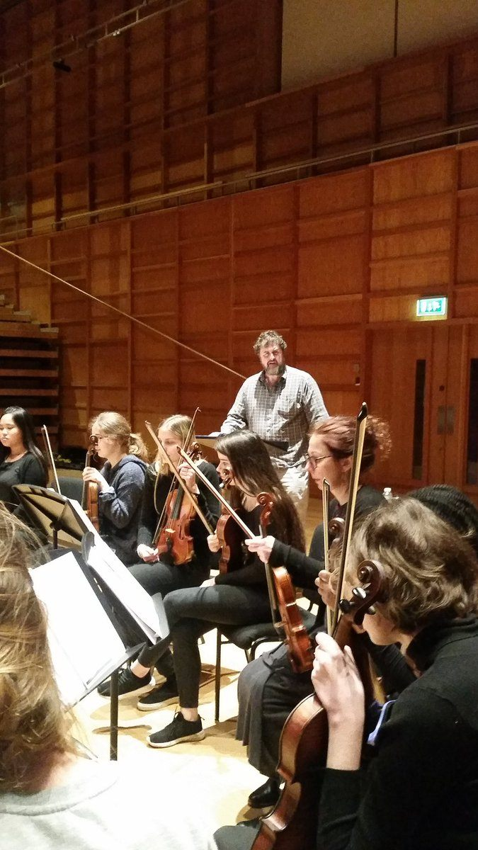 Tour De Lit orchestra De Luxe String Sinfonia Music Matters