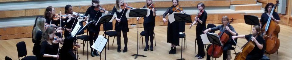 Tour De Lit orchestra Élégant String Sinfonia Music Matters