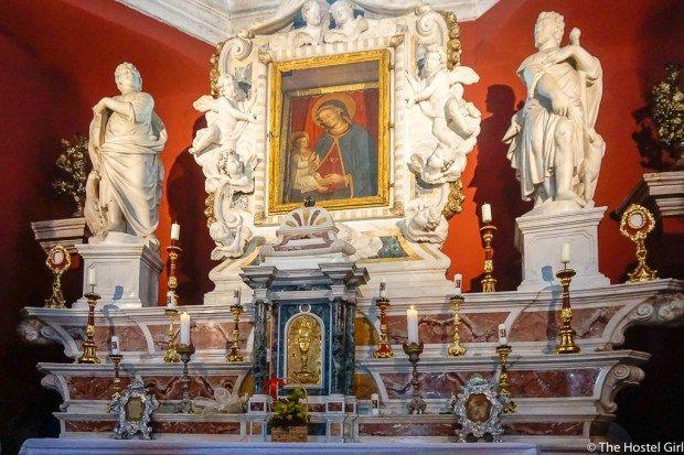 Tour De Lit original Nouveau the Legend Of Our Lady Of the Rocks Montenegro the Hostel Girl