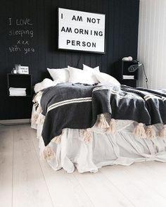 Tour De Lit Pas Cher Inspirant Кращих зображень дошки Черная спаРьня Black Bedroom 175