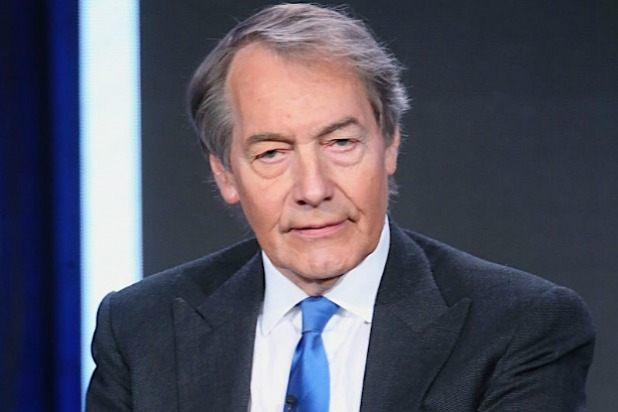 Charlie Rose Makes Cryptic Return to Twitter Gets Mobbed by Fans