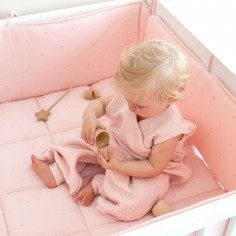 Tour De Lit Rose Le Luxe tour De Lit Pour Bébé