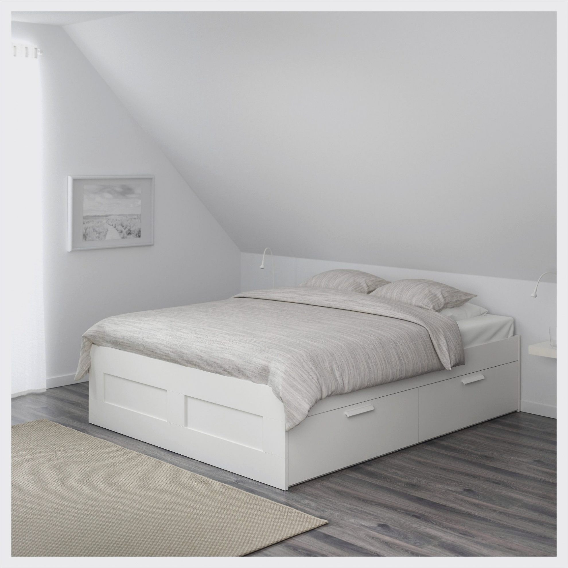 Tour De Lit Rose Pale Belle Cadre De Lit 140×190 tour De Lit Blanc — sovedis Aquatabs sove