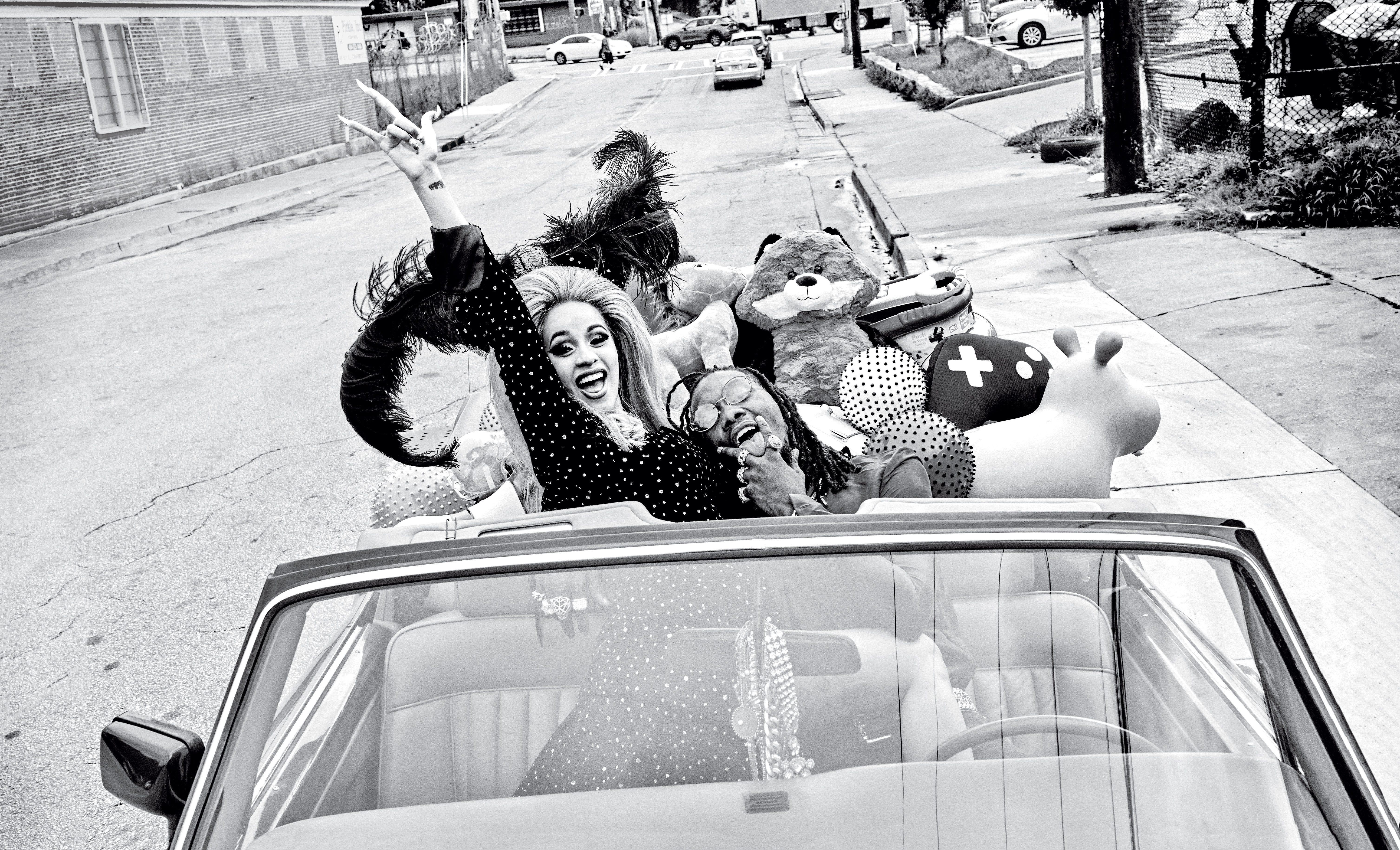 Tour De Lit Rose Pale Joli Cardi B Fset Rolling Stone Cover A Hip Hop Love Story – Rolling
