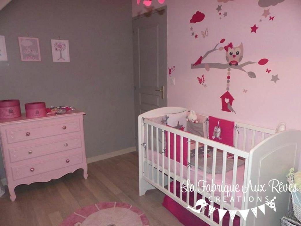 Tour De Lit Rose Poudré Magnifique Aménagement Chambre Bébé