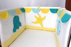 Tour De Lit Turquoise Luxe Лучших изображений доски бортики в кроватку 102