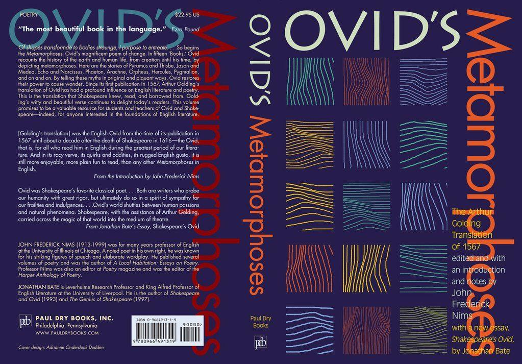 Tour De Lit Uni Frais Ovid S Metamorphoses