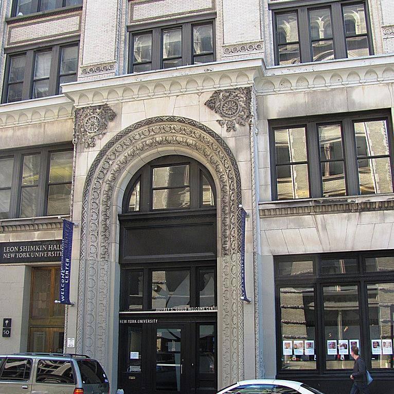 Tour De Lit Uni Joli tour Of New York University