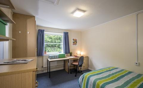 Tour De Lit Uni Luxe Glen Eyre Halls Of Residence