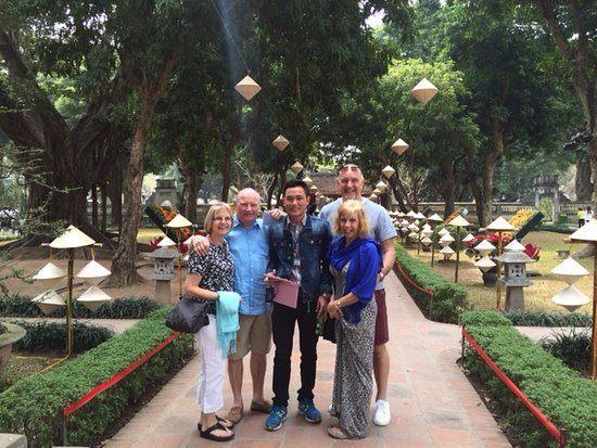 Tour De Lit Uni Luxe Temple Of Literature First University Of Vietnam Hanoi City tour