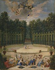 Tour De Lit Vert D Eau Génial Gardens Of Versailles