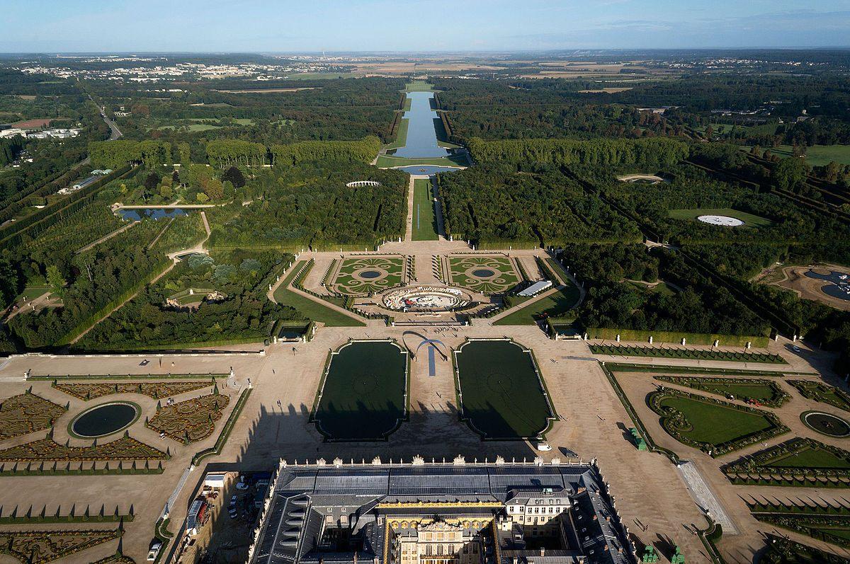 Tour De Lit Vert D Eau Unique Gardens Of Versailles