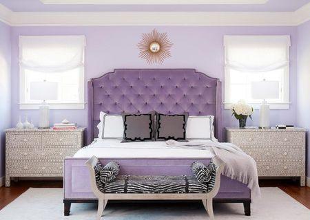 Tour De Lit Violet Bel Purple Bedrooms Tips and Decorating Ideas
