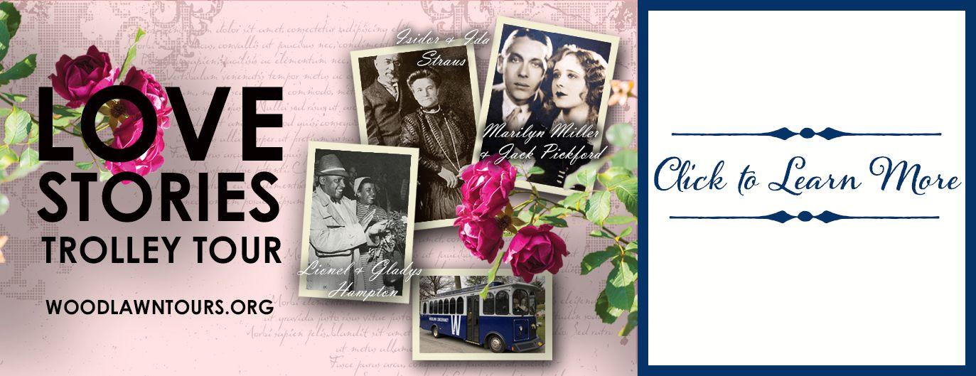Tour De Lit Violet De Luxe tours & events the Woodlawn Cemetery