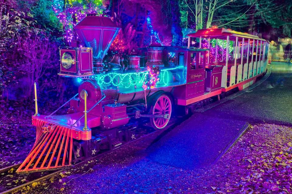 Tour De Lit Violet Douce 6 Places to See the Christmas Lights In Vancouver