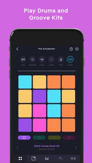 Tour De Lit Violet Inspirant Noise On The App Store