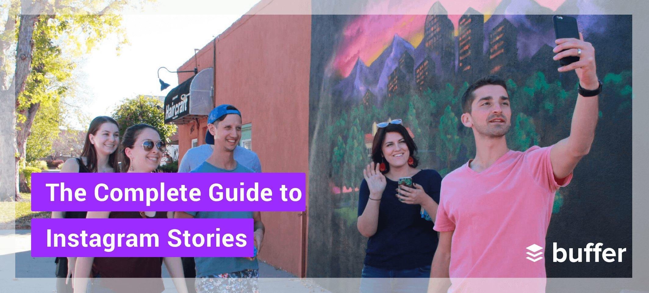 Tour De Lit Violet Inspiré Instagram Stories the Plete Guide to Using Stories