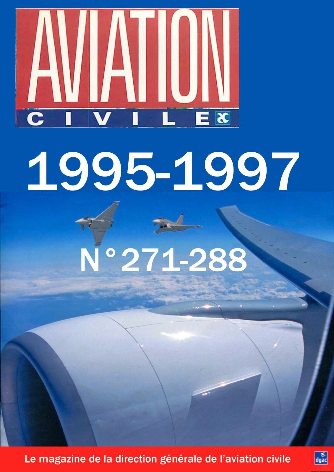 Verin Lit Coffre Bloqué Élégant Calaméo 1995 1997 Aviation Civile 271 288