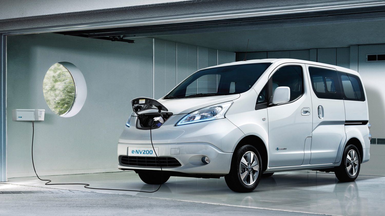 Verin Lit Coffre Bloqué Le Luxe Nouveau Nissan E Nv200 Utilitaire & Fourgon électrique ⎜ Nissan