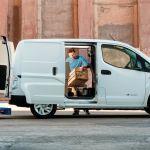 Verin Lit Coffre Bloqué Luxe Nouveau Nissan E Nv200 Utilitaire & Fourgon électrique ⎜ Nissan