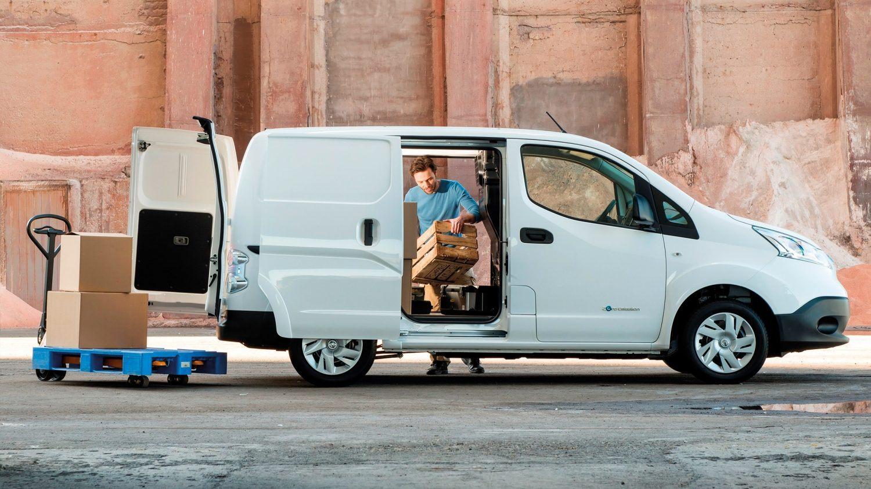 Nouveau Nissan e NV200 Utilitaire & Fourgon électrique ⎜ Nissan