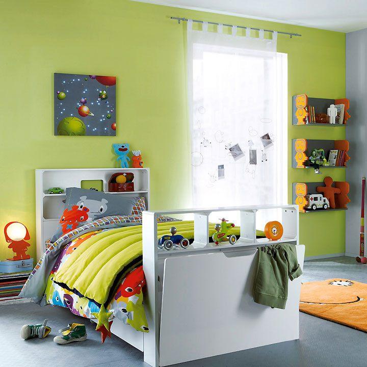 Vertbaudet Lit Enfant Charmant Chambre Garcon orange Et Vert Chambre Fille Vertbaudet Beau